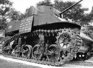 M5A1 Battle Tank (Stuart)